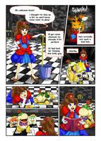 Princess Mario - Page Twenty Three by FieryJinx