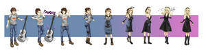 COMMISSION: Taylor Swift TG Sequence