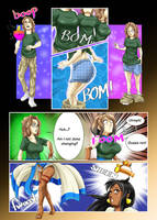 Princess Mario RPG - Page Two by FieryJinx