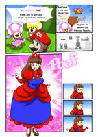 Princess Mario - Super Crown by FieryJinx