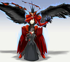 Princess Joker and Princess Arsene