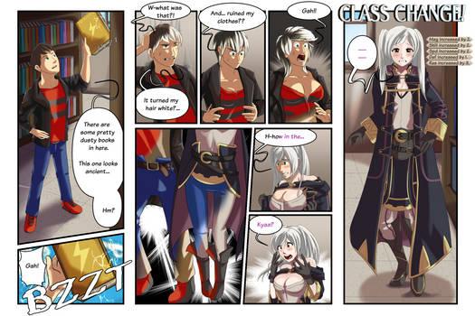 COMMISSION: Female Robin TG