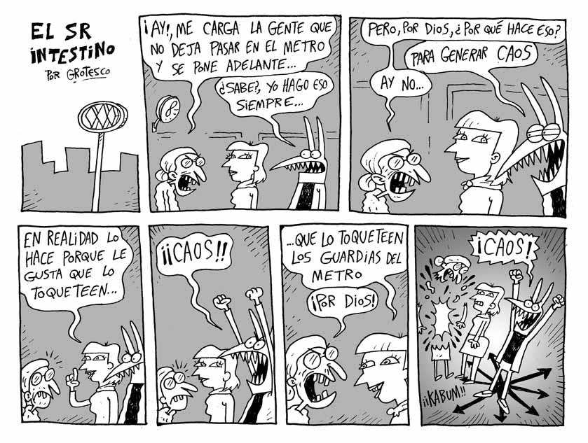 caos by srintestino