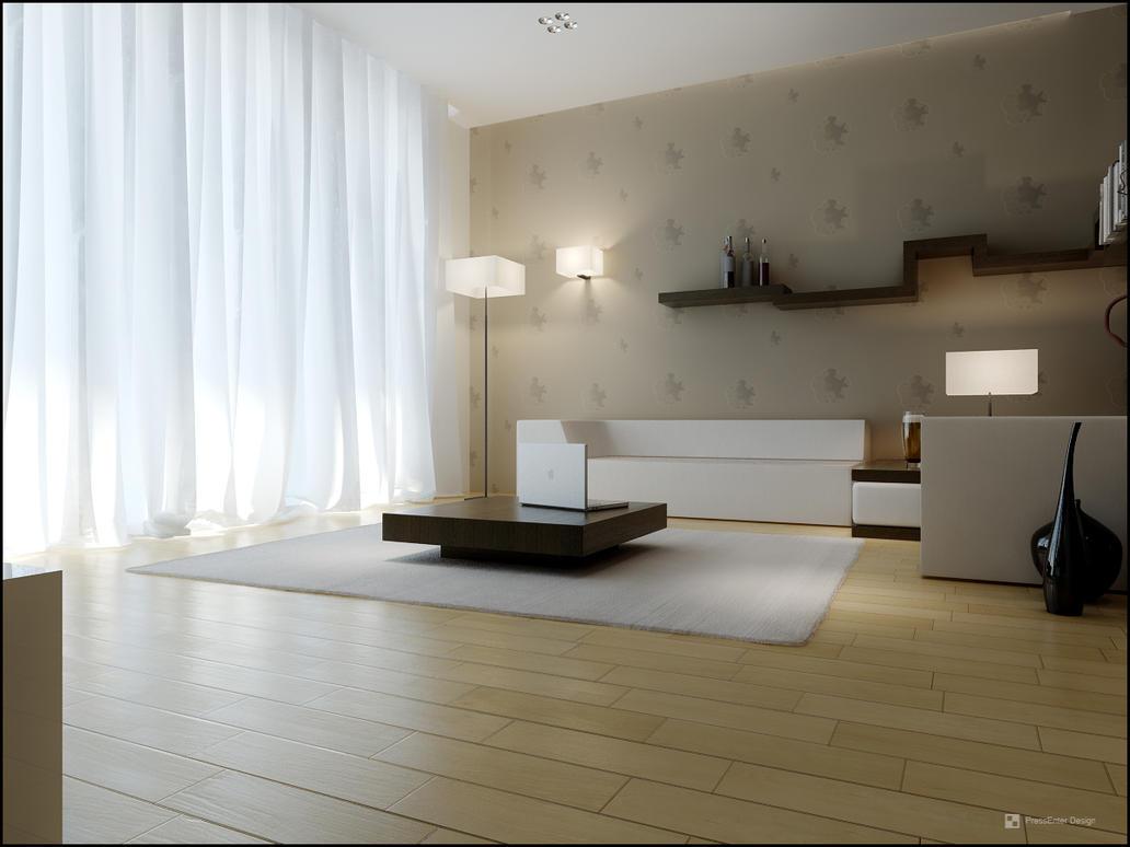 Interior Design Living By Pressenter
