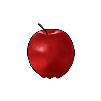 Apple by LilacGear