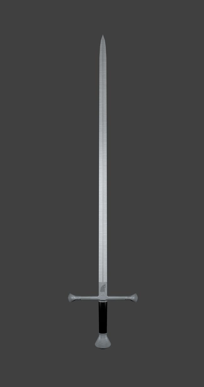 Arya Stark's sword Needle by LilacGear