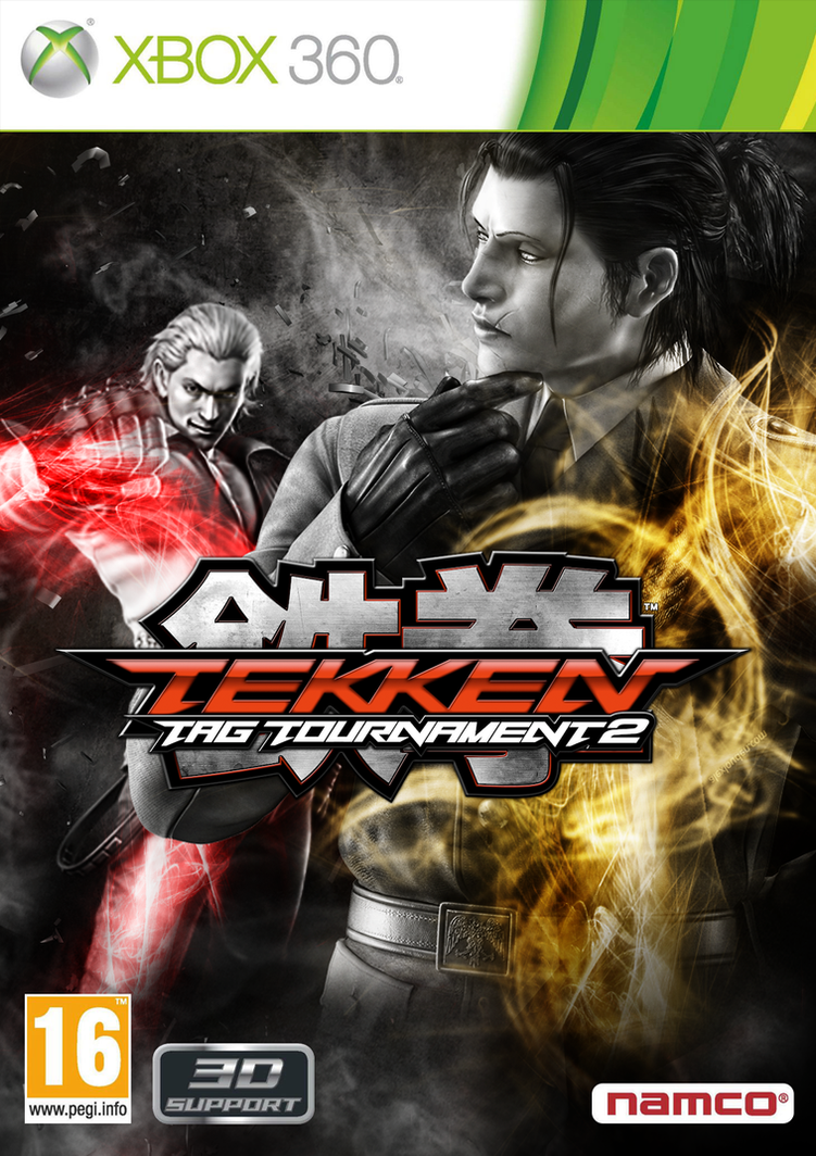Tekken Tag Tournament 2 cover (Dragunov and Fox) by ...