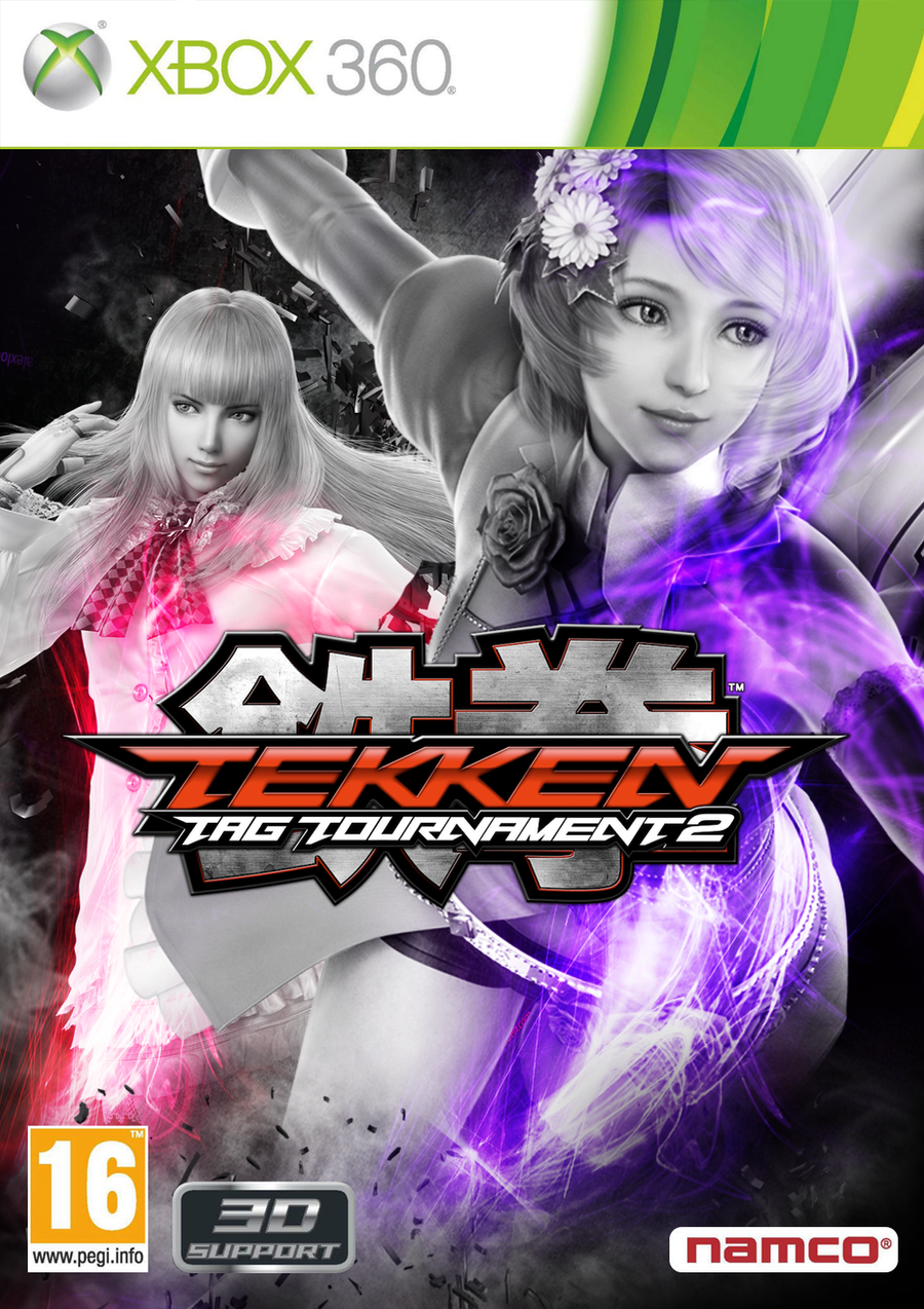 Tekken Tag Tournament 2 cover (Alisa and Lili) by ...