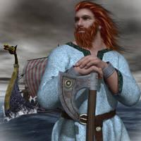 Viking II by muddychickn