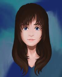 Friend Portrait by Dominaiscna
