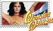 Wonder Woman TV Stamp by daveizoid