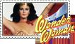 Wonder Woman TV Stamp by daveizoid