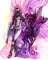 Destiny: Hunter Female by Verismaya