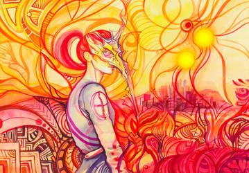 The City of Suns by Verismaya