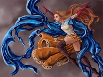Goddess by Verismaya