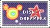 Disney Dreamers Stamp by ILoveHamHam