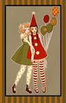 clown girls