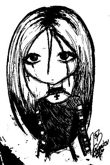 Gothic Charictar by DarkDevi