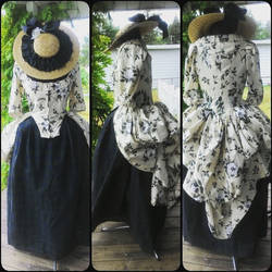 Robe a l'anglaise by DarkDevi