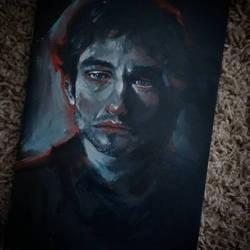 Will Graham - painting