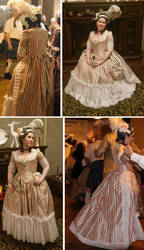 1780's Gown