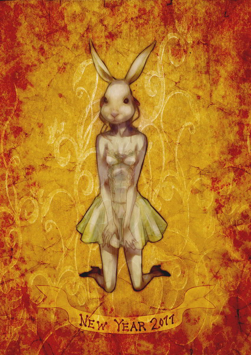 Year Of The Rabbit by sage666