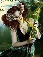 Magic Key . . . by shiny-shadows-Art