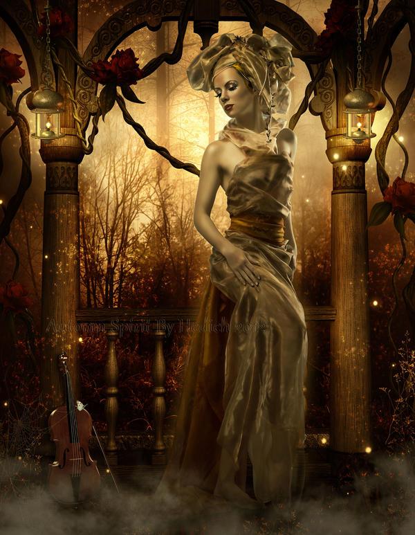 Automn Spirit by shiny-shadows-Art