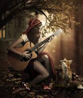 Cause I am a Gypsy . . . by shiny-shadows-Art