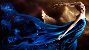 Dandelion Goddess