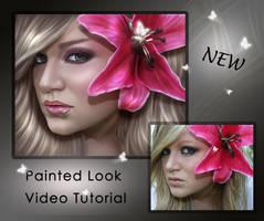 Painted Look Video Tutorial