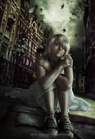 Abandoned City by shiny-shadows-Art