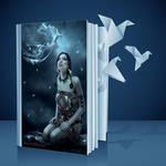 White Flame -Pre-designed Book Cover