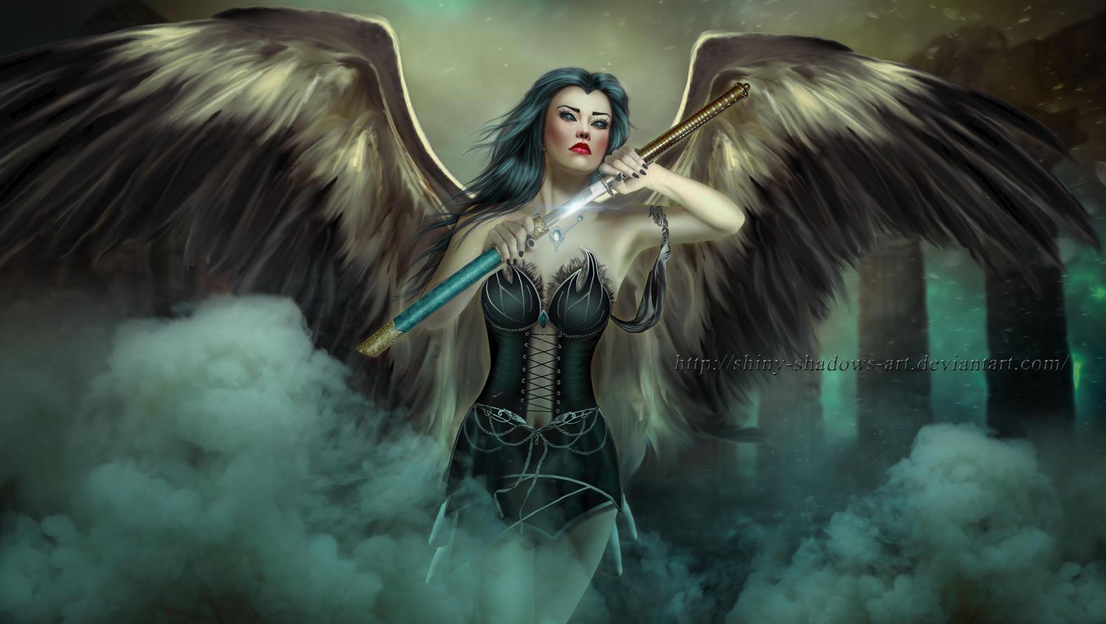 Angelarium by shiny-shadows-Art
