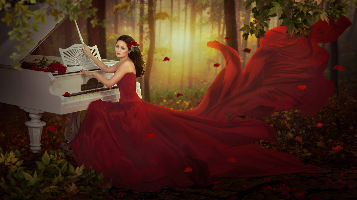 grand Piano by shiny-shadows-Art
