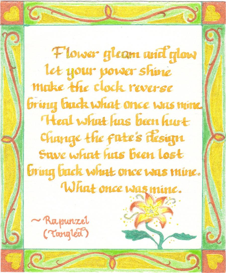 Rapunzel flower by rosesarred on deviantart rapunzel flower by rosesarred rapunzel flower by rosesarred mightylinksfo