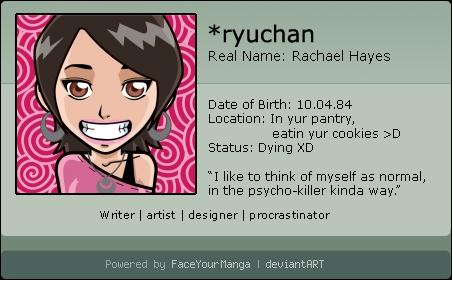 ryuchan's Profile Picture