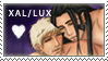 Xal-Lux love stamp by ryuchan