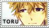 Toru Stamp by ryuchan