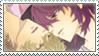 Natsuno x Toru Stamp by ryuchan