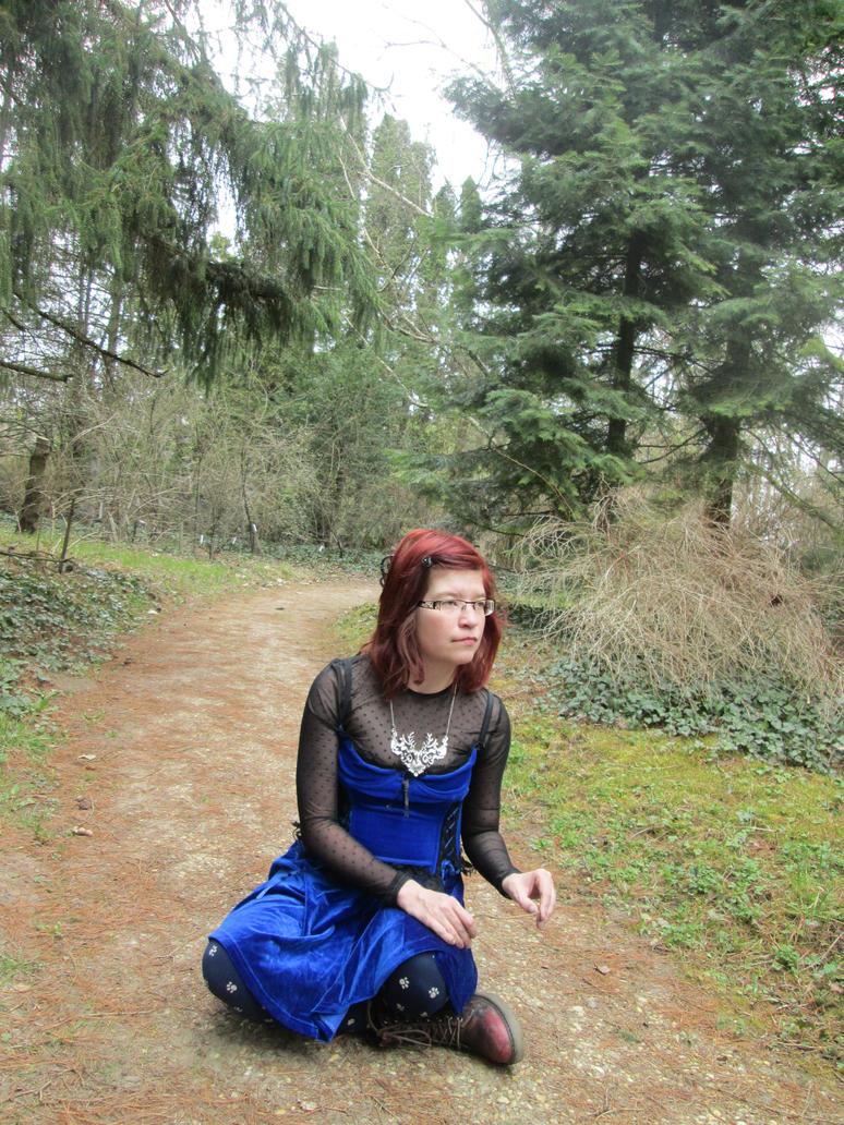 Blue Goth Melody 3 by ImperataLexinor