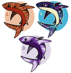 [OPEN] Cosmic Shark Adopts - Points Auction!