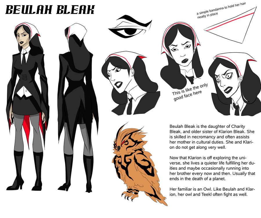 Beulah Bleak by Indigo-Lune