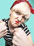 Wanna fight? by Basistka