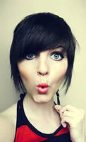 freckles girl by Basistka