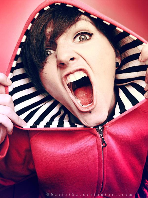 Scream by Basistka
