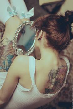 Her mirror