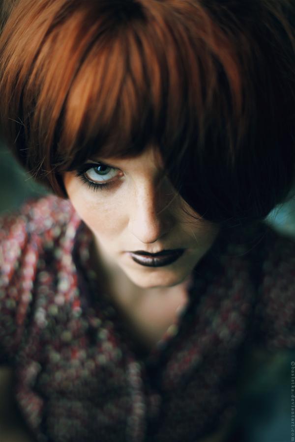 Black lips by Basistka