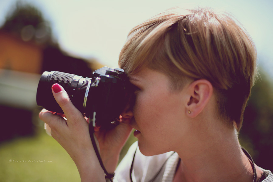 Take a picture by Basistka on DeviantArt