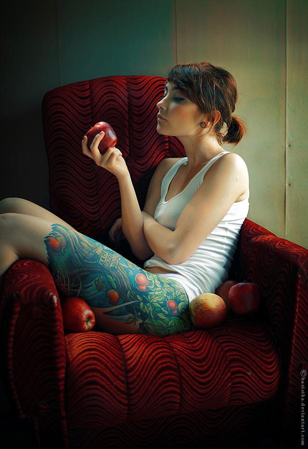 forbidden fruit by basistka d4283o7 - ~ Avatar [ HazaL ]